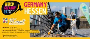 Cleanup Offenbach am World Cleanup Day 2021 (Hessen)